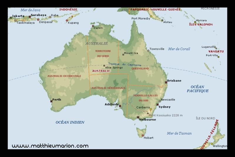 ffc-carte-australie
