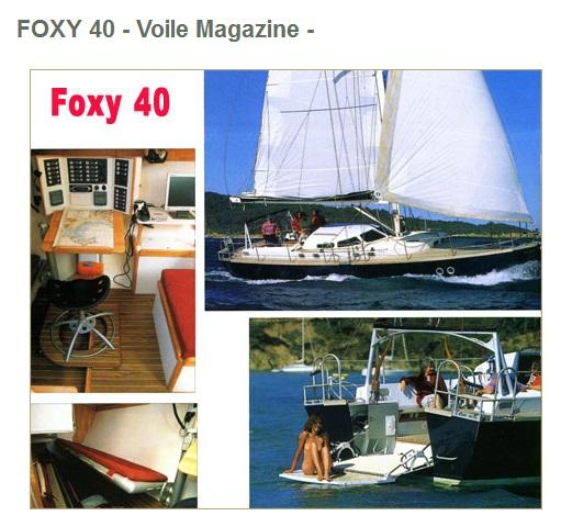 foxy 40